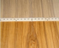 Ash, Brown Flat Cut