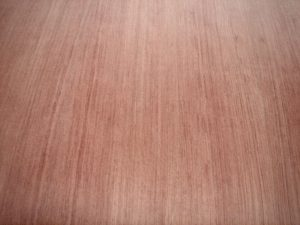 Bubinga, Quarter Cut