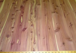 Cedar, Aromatic Knotty