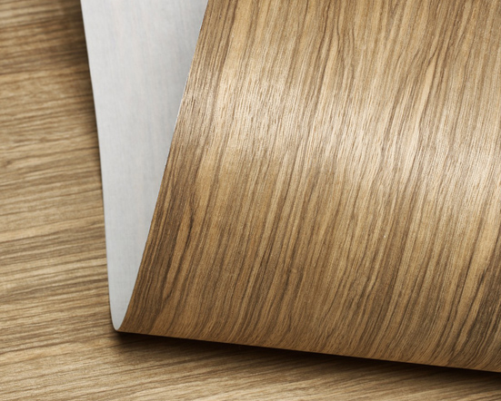 Jso Wood Products Wood Veneer Paper Back Veneer Peel